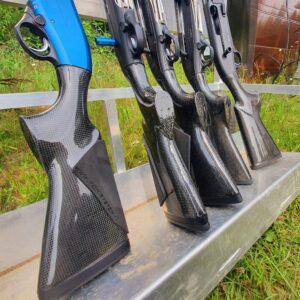 Strzelba IPSC akcesoria z Carbonu Benelli Beretta Breda Remington Stoeger MP133 , 153
